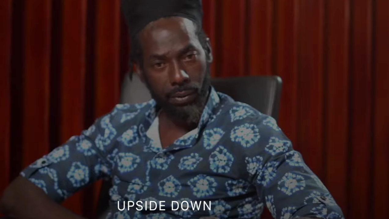 Buju Banton - Upside Down 2020 (Album Announcement) [5/1/2020]