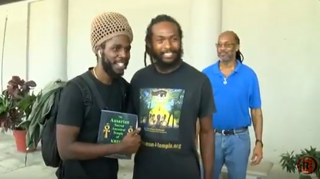 Chronixx Arrival in Belize [8/3/2019]