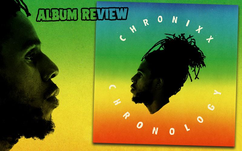 Album Review: Chronixx - Chronology