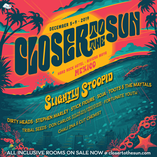 Closer To The Sun 2019
