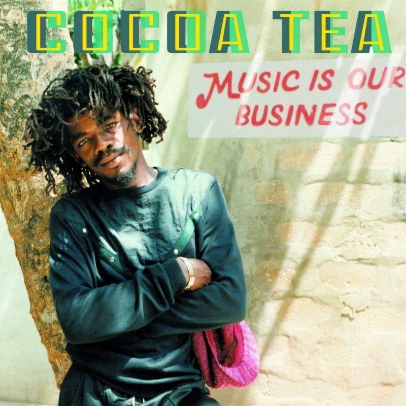 Risultati immagini per cocoa tea music is our business
