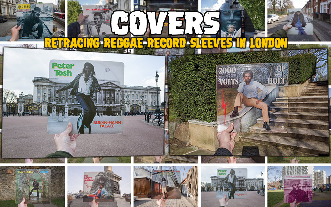 Covers - Retracing Reggae Record Sleeves in London @ Kickstarter