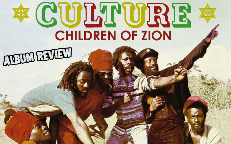Review: Culture - Children Of Zion (The High Note Singles Collection)