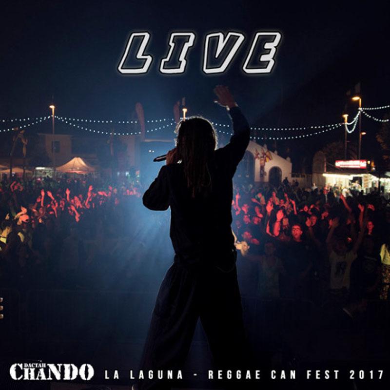 Dactah Chando - Live