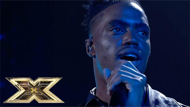 Dalton Harris - California Dreamin' @The X Factor UK 2018 - Live Shows Week 4 [11/10/2018]