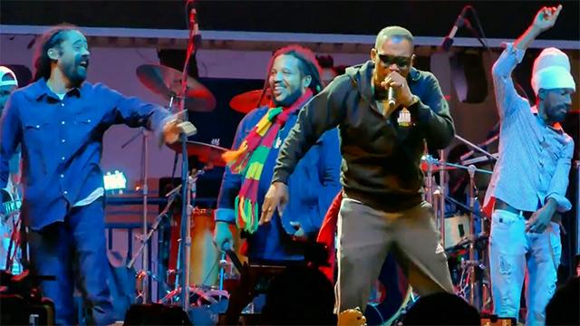 Damian Marley, Sizzla, Busy Signal & Cham @Jamrock Reggae Cruise 2017 [11/14/2017]