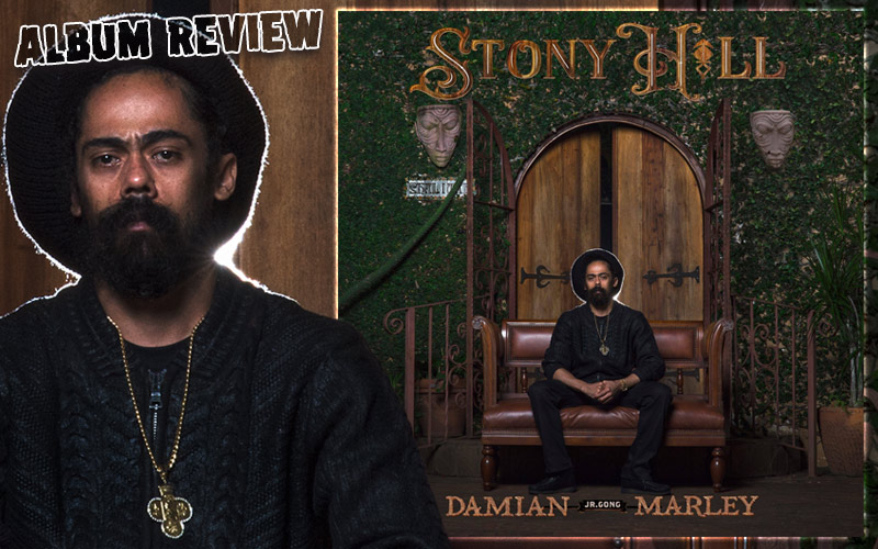 Album Review: Damian Jr. Gong Marley - Stony Hill