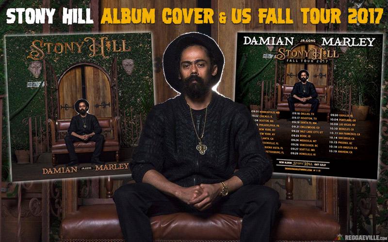 Damian Marley Us Tour