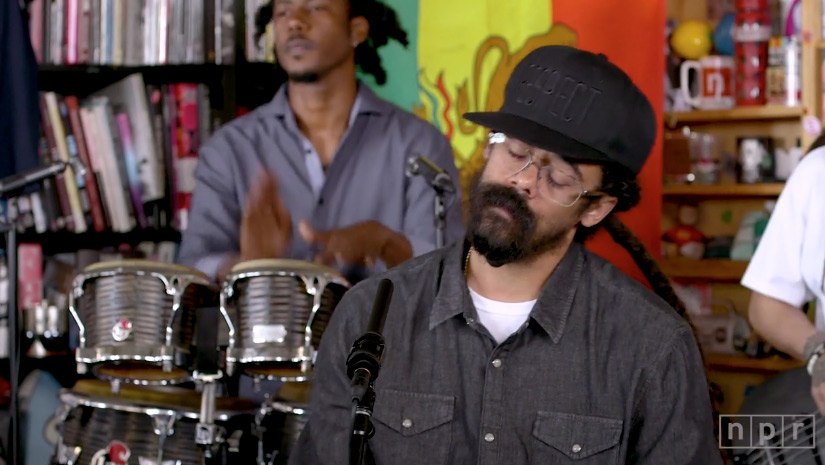 Damian Jr. Gong Marley @ Tiny Desk Concerts [9/9/2019]