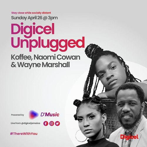 Digicel Unplugged #3 2020