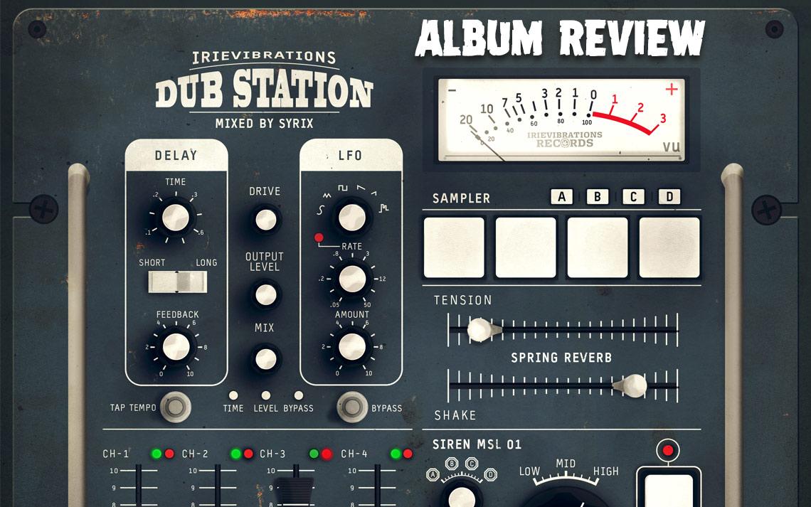 Album Review: Irievibrations - Dub Station