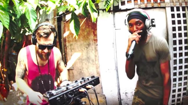 Kabaka Pyramid & Dub FX - Can't Breathe Dubplate [9/11/2018]