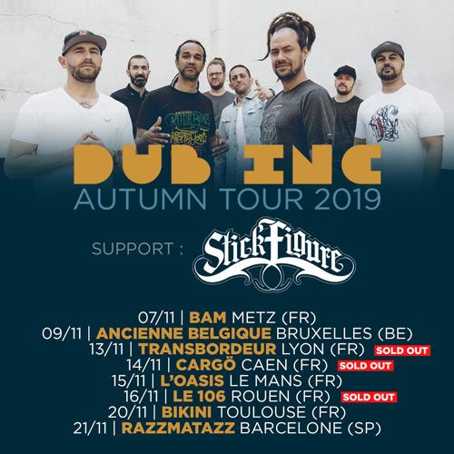 Dub Inc 11-7-2019