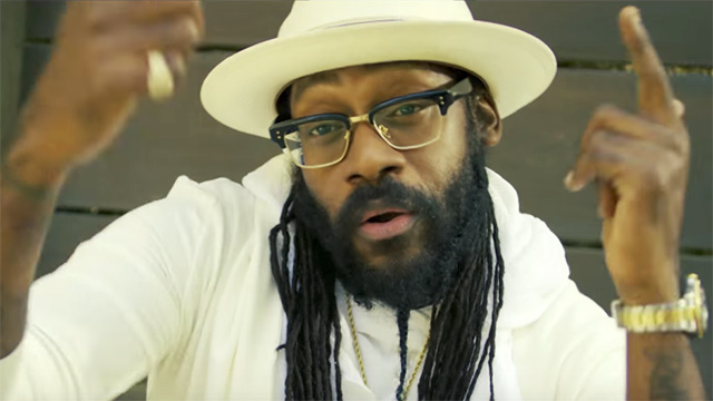 Estelle feat. Tarrus Riley - Love Like Ours [9/29/2017]