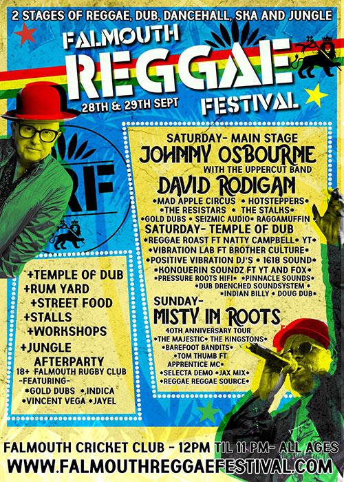 Falmouth Reggae Festival 2019