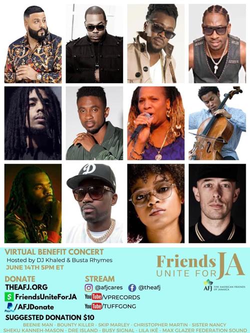 Friends Unite For JA 2020