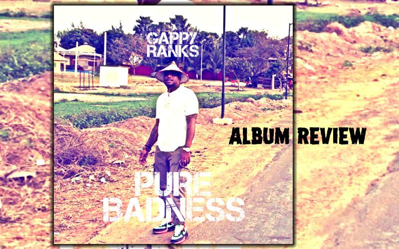 Album Review: Gappy Ranks - Pure Badness