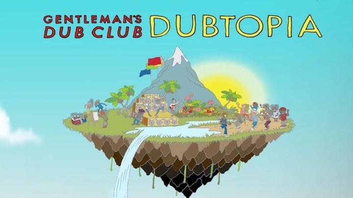 Gentleman's Dub Club - Dancing In The Breeze (Lyric Video) [1/31/2017]