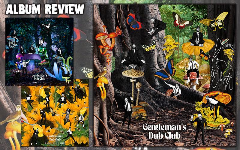 Album Review: Gentleman's Dub Club - Down To Earth