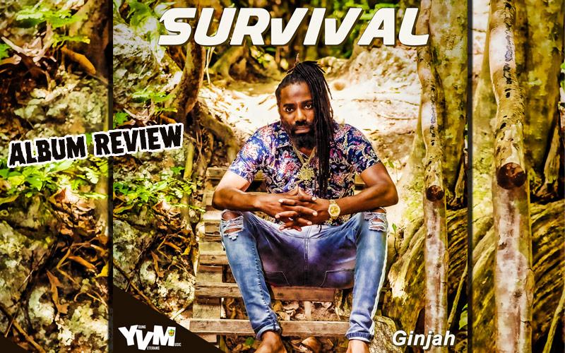 Album Review: Ginjah - Survival