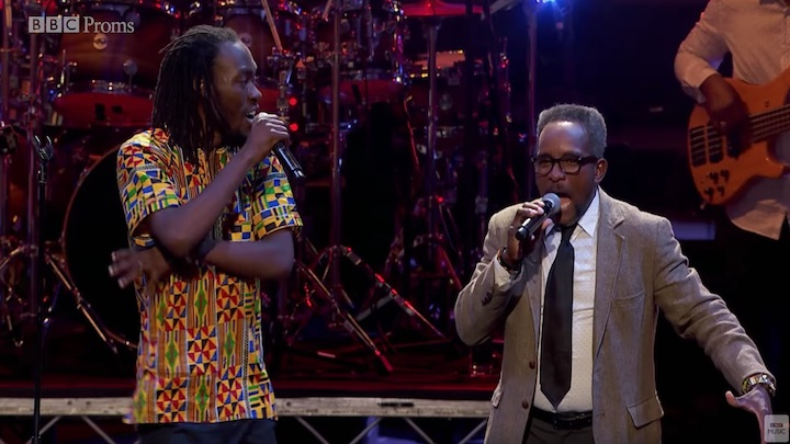 Havanna Meets Kingston feat. Franciso Solis & Randy Valentine - Carnival @ BBC Proms [7/31/2018]