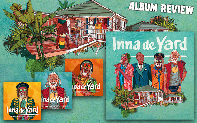 Album Review: Inna De Yard