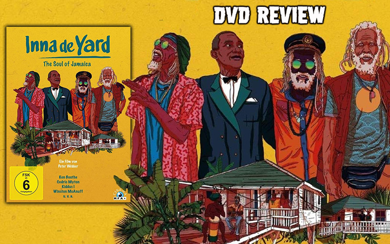 DVD Review: Inna De Yard - The Soul Of Jamaica