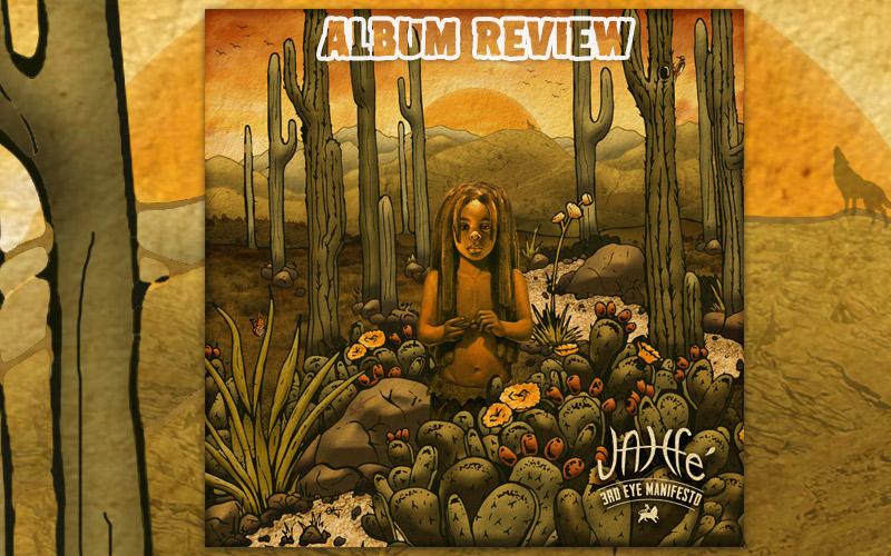 Album Review: Jahfé - 3rd Eye Manifesto
