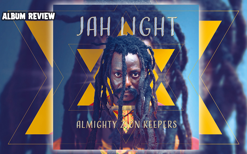 Album Review: Jah Light - Almighty Zion Keepers