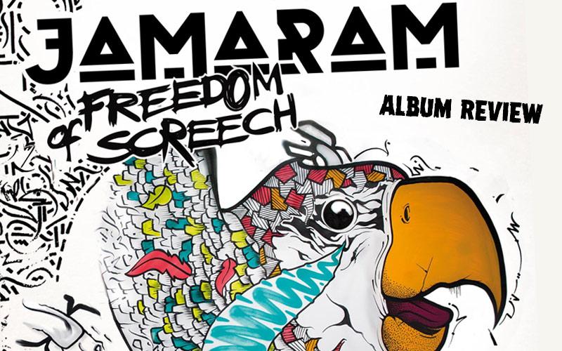 Album Review: Jamaram - Freedom of Screech