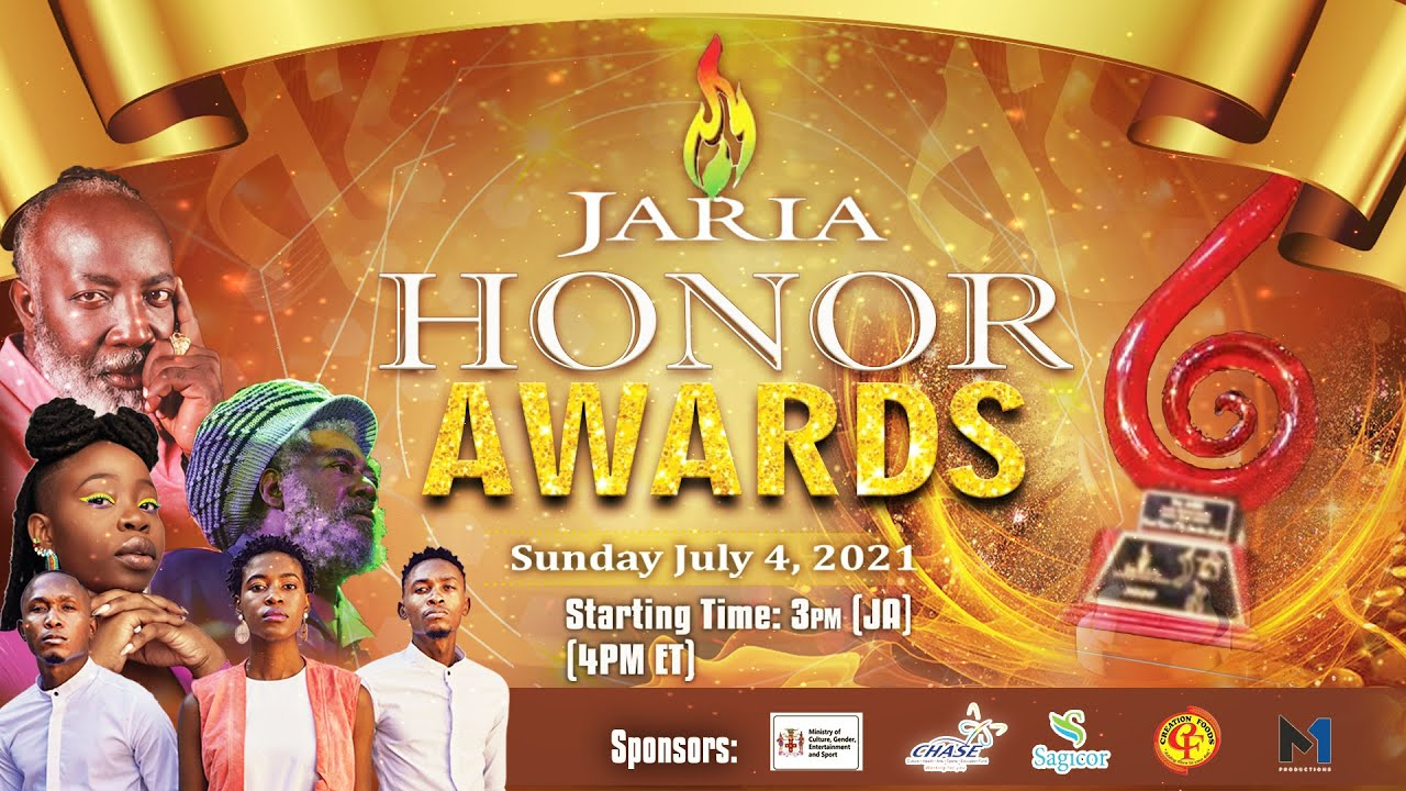 JaRIA Honour Awards Show 2021 [7/4/2021]