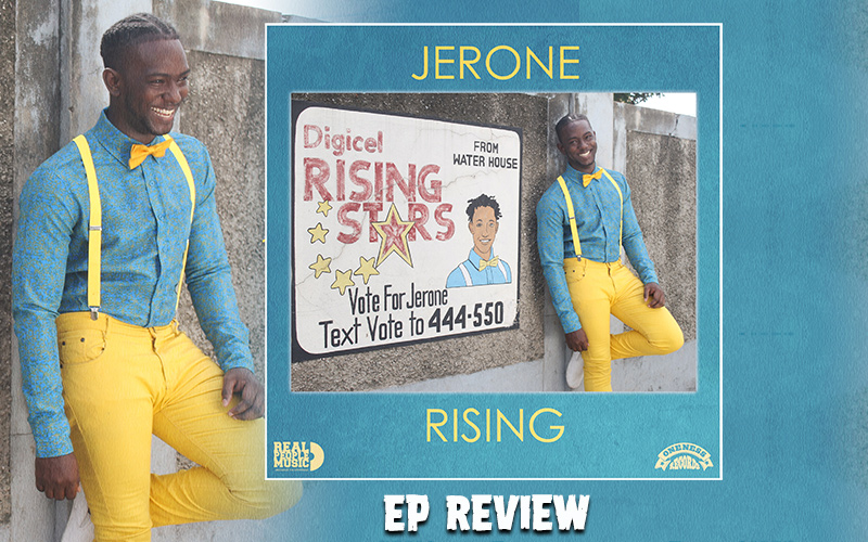 EP Review: Jerone - Rising