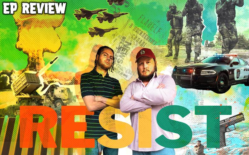 EP Review: Josh Heinrichs & Skillinjah - Resist