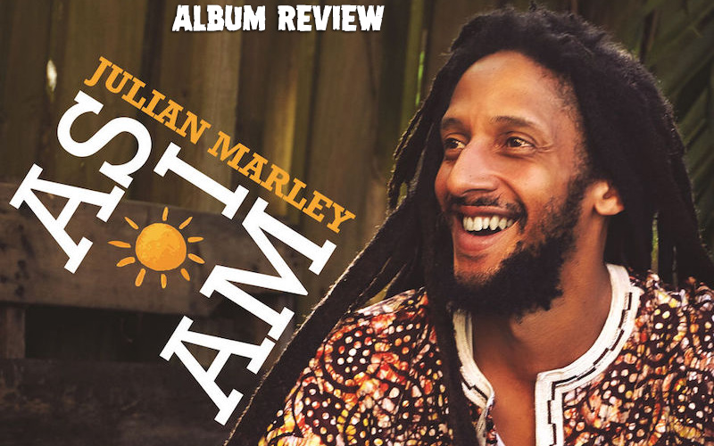 Album Review: Julian Marley - As I Am