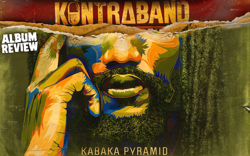 Album Review: Kabaka Pyramid - Kontraband