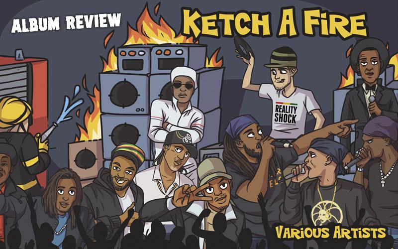 Album Review: Ketch A Fire