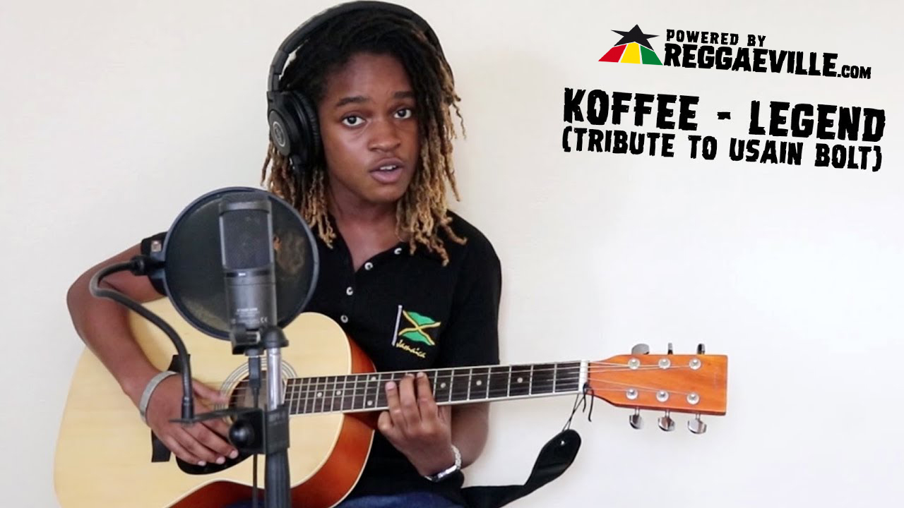 Koffee - Legend (Tribute to Usain Bolt) [8/26/2017]