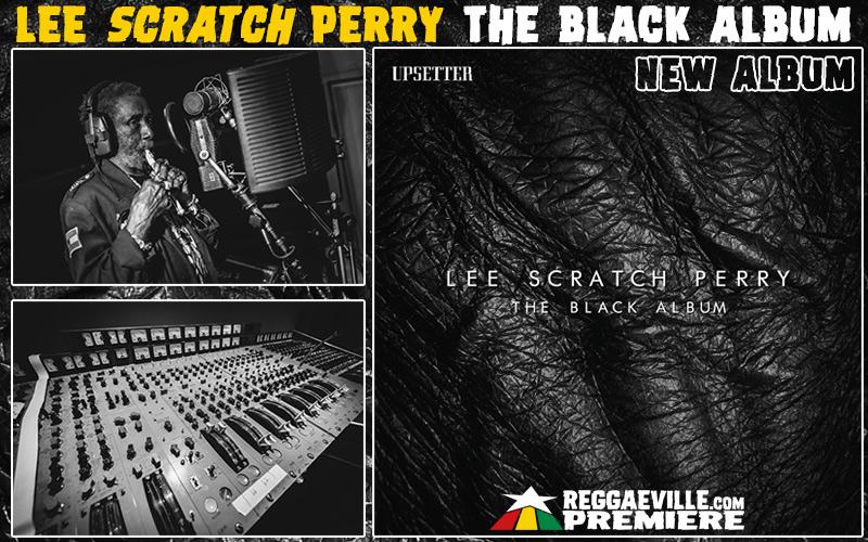 New Album Lee Scratch Perry The Black Album