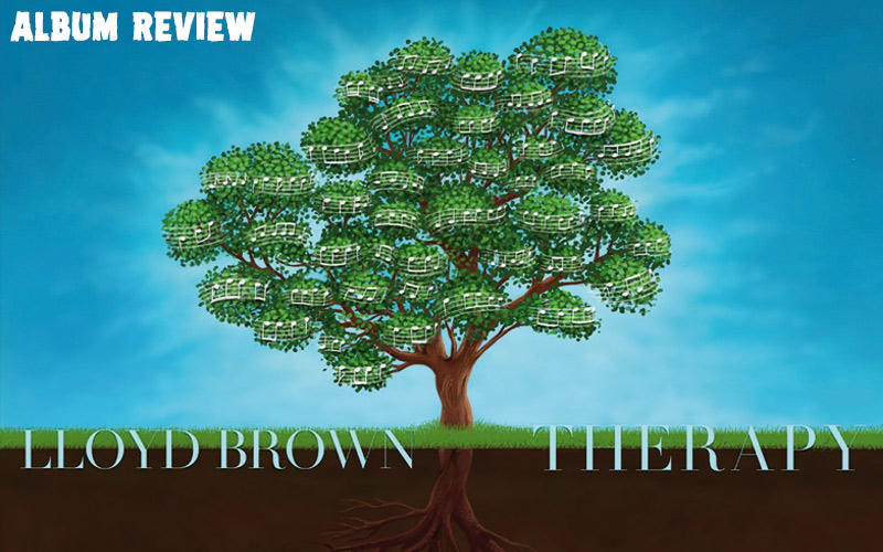 Album Review: Lloyd Brown - Therapy