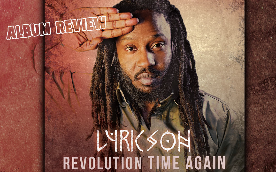 Album Review: Lyricson - Revolution Time Again