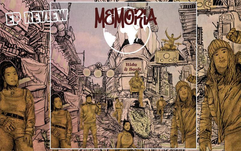 EP Review: Memoria - Hide & Seek