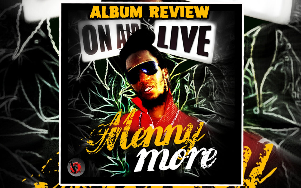 Album Review: Menny More - On Air Live
