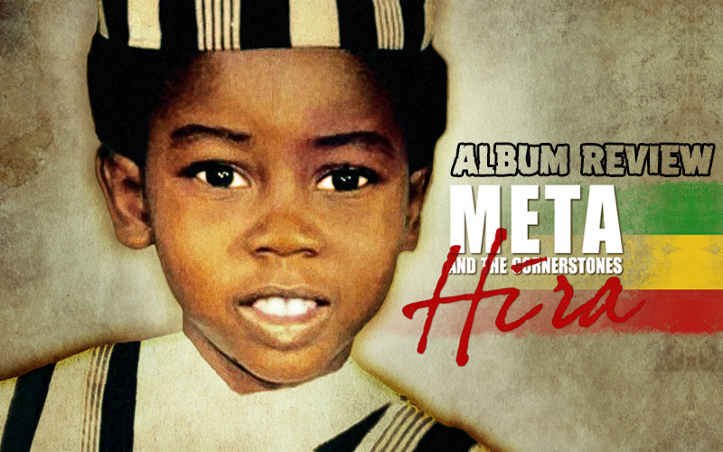 Album Review: Meta and The Cornerstones - Hira