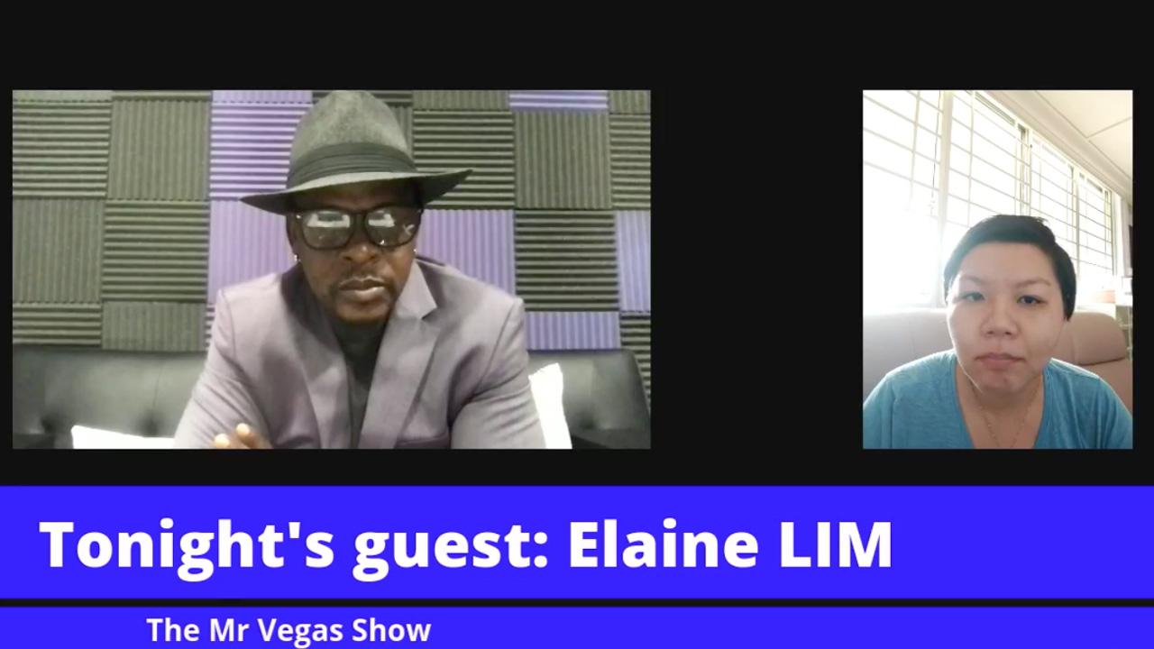 The Mr. Vegas Show - Elaine Lim Story [10/4/2021]