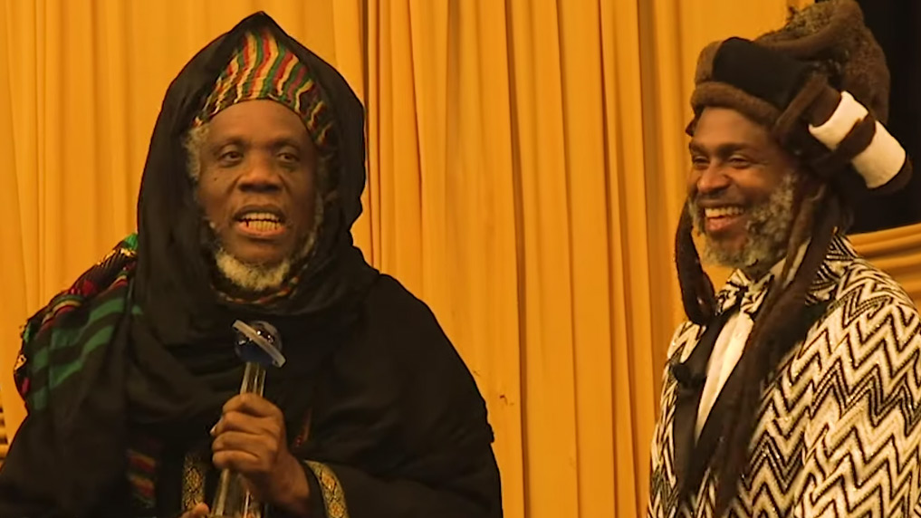 Mutabaruka @Rastafari Meritorious Awards & Ethiophile Banquet [11/3/2019]