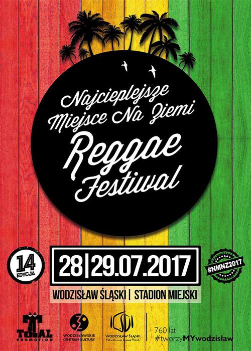 Najcieplejsze Miejsce Reggae Festival 2017