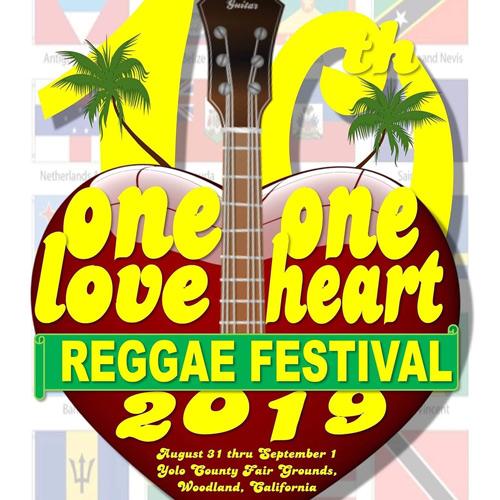 One Love One Heart Reggae Festival 2019