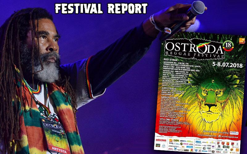 Festival Report Ostroda Reggae Festival 2018
