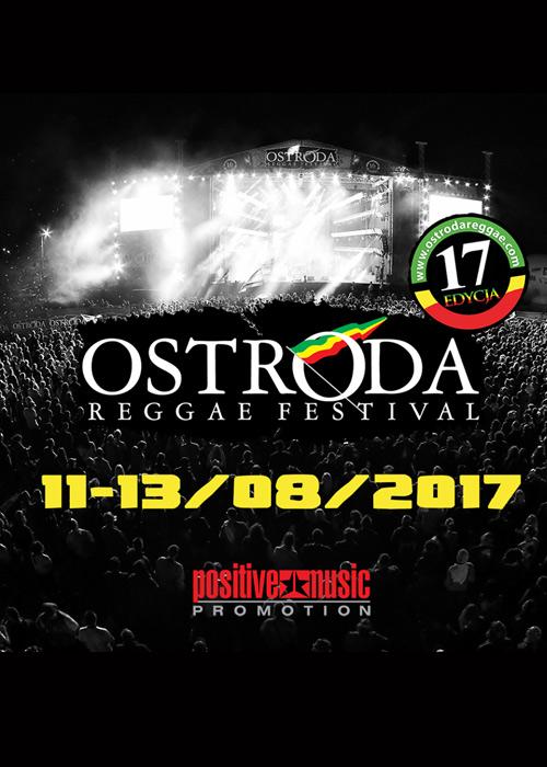 Ostroda Reggae Festival 2017
