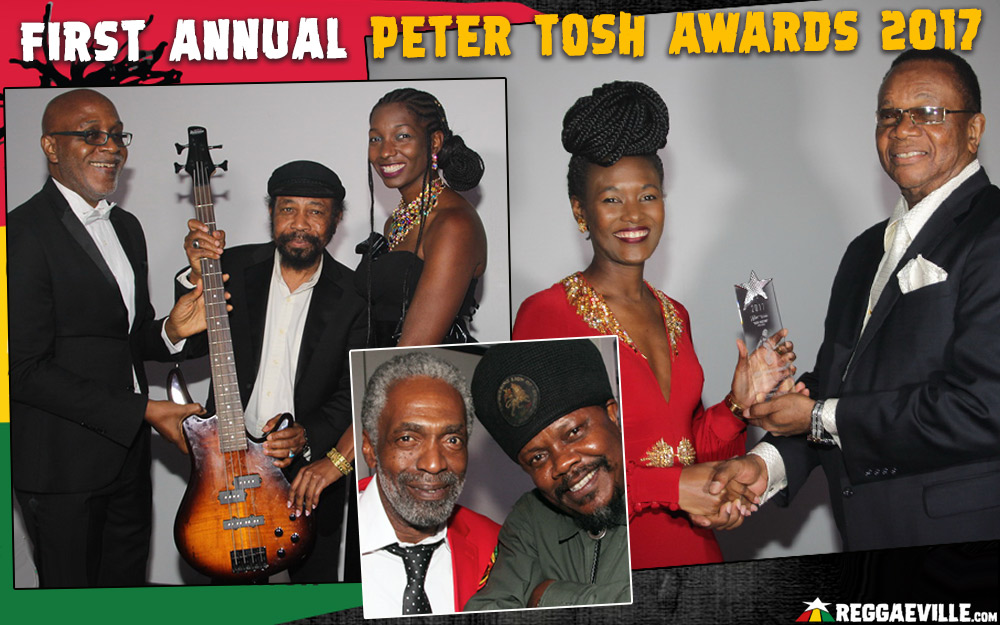 Report: First Annual Peter Tosh Awards 2017 in Kingston, Jamaica